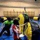 Combat Archery Tiki Aventura Turismo Activo Ocio y Tiempo Libre en León