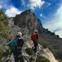 Vía Ferrata Posada de Valdeón Tiki Aventura Turismo Activo Ocio y Tiempo Libre en León
